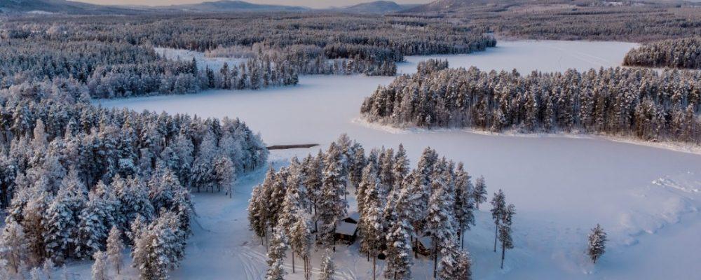 Copy of Arctic Retreat, Zweeds Lapland, Zweden