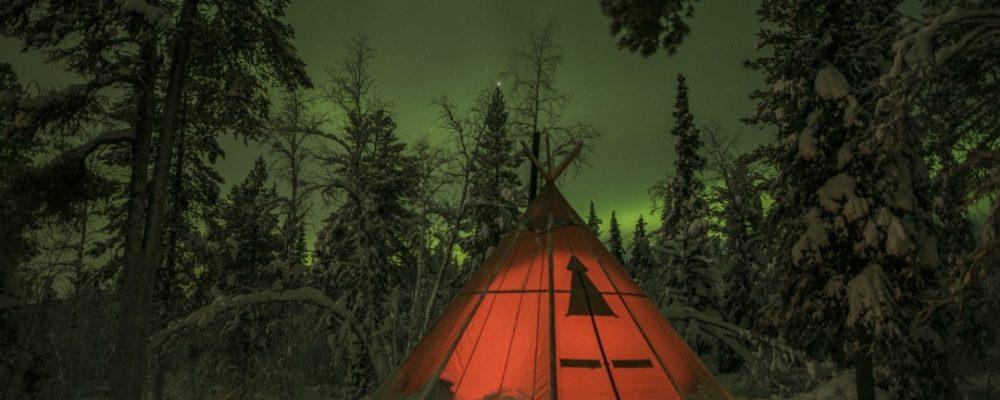 Sapmi Nature Camp, copy of @sapminature.com Zweeds Lapland, Zweden