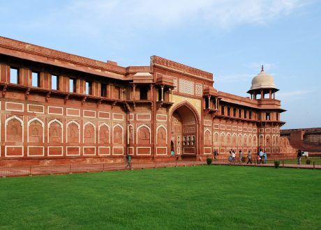 Fort in Agra. Foto: © Sanyam Bahga