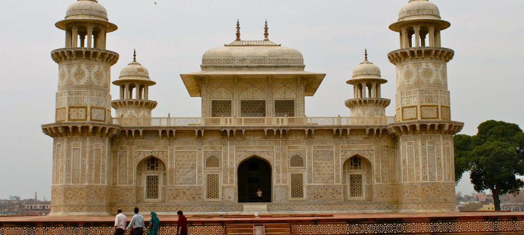 Baby Taj in Agra. Foto: © Travis