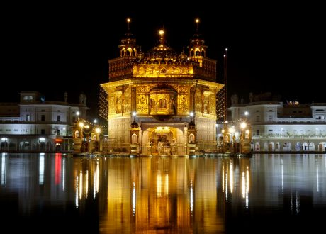 Harmandir Sahib. Foto: © Paul Simpson