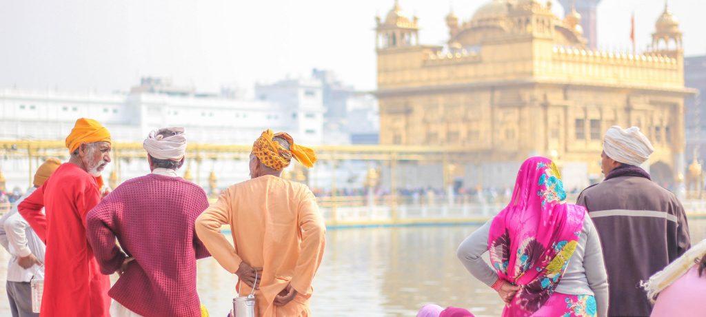 Harmandir Sahib. Foto: © Vikramdeep Sidhu
