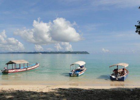 Andamanen en Nicobaren - Neil Island - Ankur P.