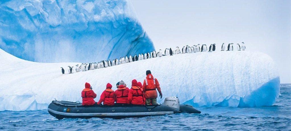 Zodiaksafari, Antarctica expeditiecruise reizen