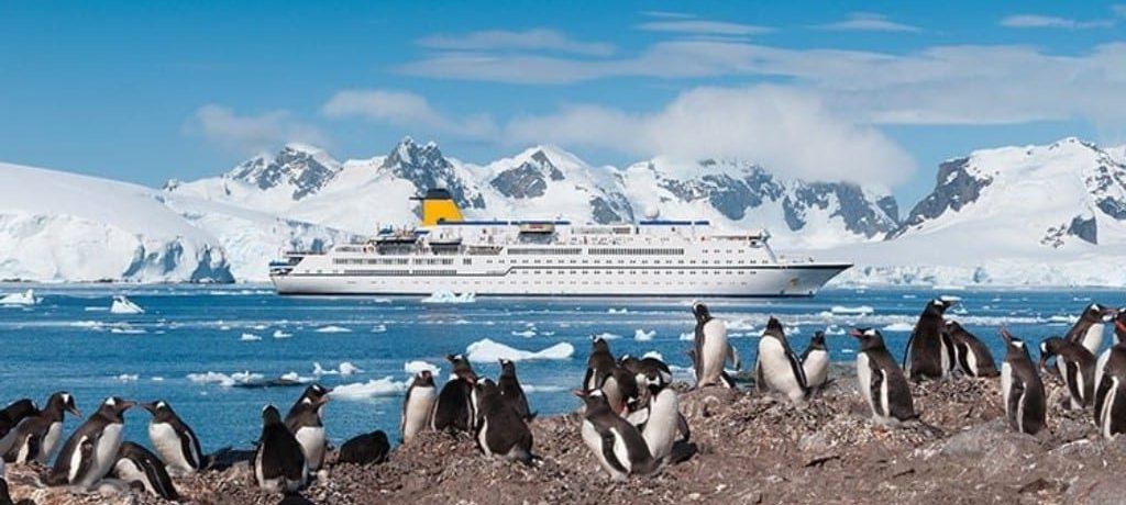 Antarctica expeditiecruise reizen