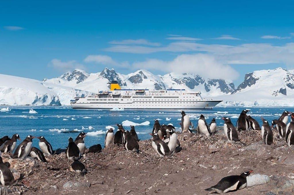 Antartica expeditiecruise reizen