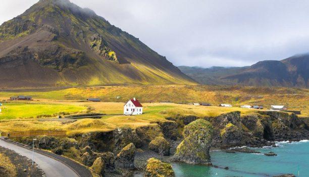 Gebieden van IJsland