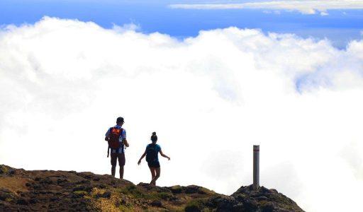 Beklimming Mt. Pico