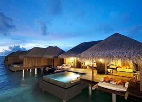 Bandos Maldives Water Villa
