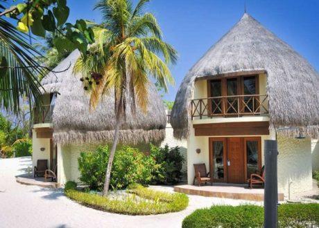 Bandos Maldives Jacuzzi Beach Villa