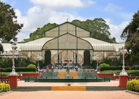 Bangalore - Lalbagh Park - Muhammad Mahdi Karim