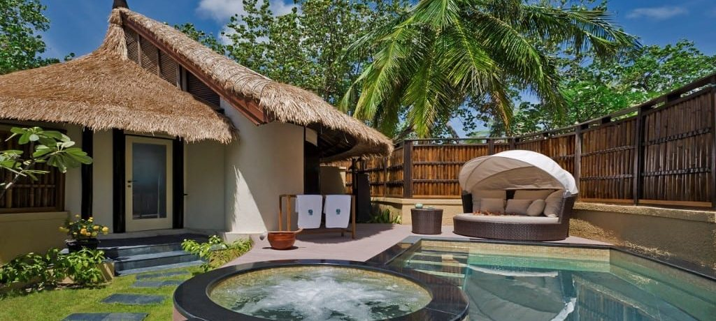 Banyan Tree Vabbinfaru Ocean view Pool Villa