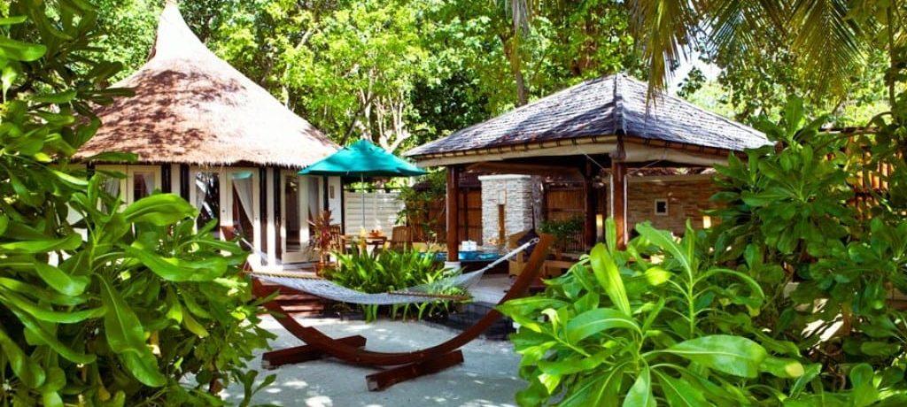 Banyan Tree Vabbinfaru Spa Pool villa