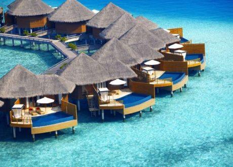 Baros Maldives Water Pool Villa (1)