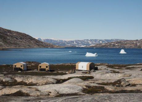 Base Camp Greenland NH