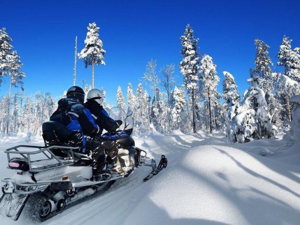 @Brändön Lodge, Zweeds Lapland, Zweden