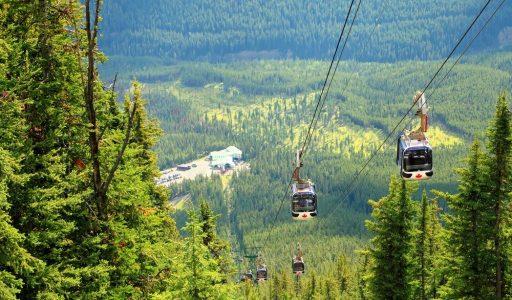Banff Gondola, Canada
