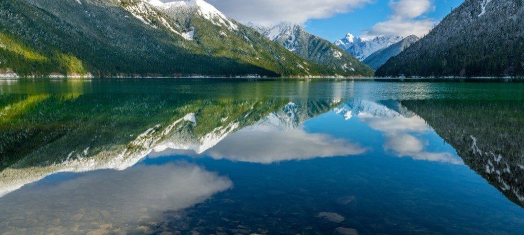 Coast Mountains, Canada