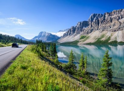 Flydrive reizen, Canada