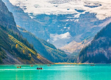 Lake Louise, Icefields Parkway, Canada