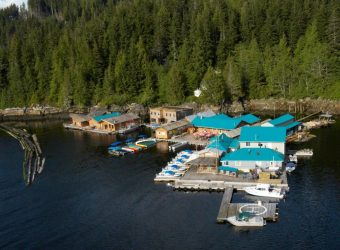 Knight Inlet Lodge ©, Canada