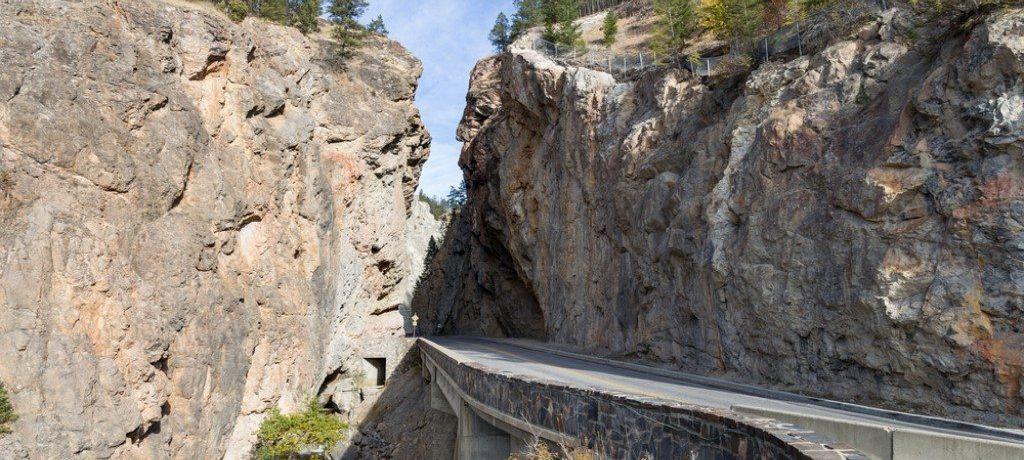 Sinclair Canyon, Kootenay, Canada