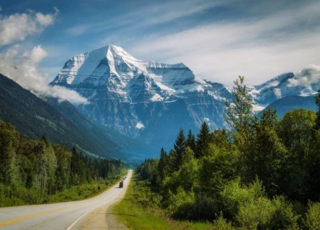 Mount Robson, Canada