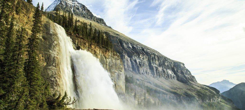 Emperor Falls, Mount Robson, Canada