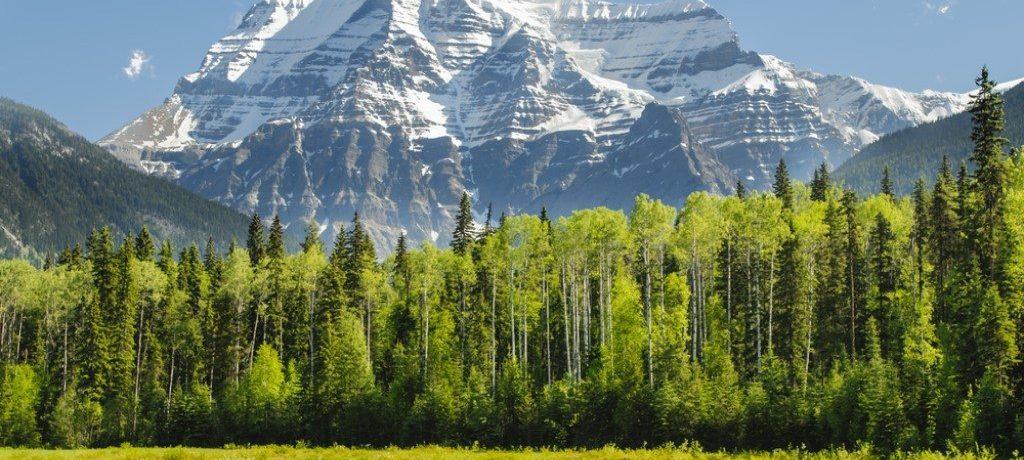 Mount Robson, Canada