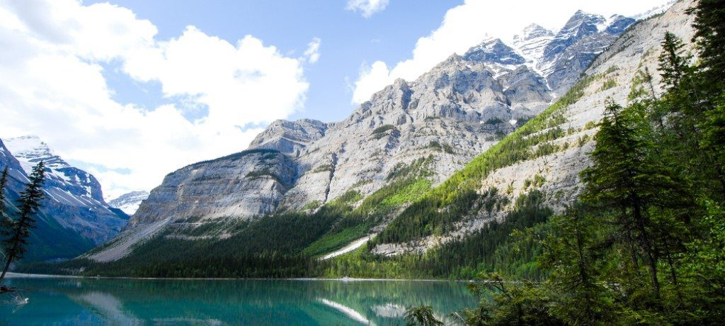 Kinney Lake, Mount Robson, Canada