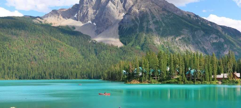 Emerald Lake, Yoho