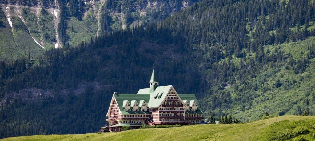Prince of Wales Hotel, Waterton Lakes