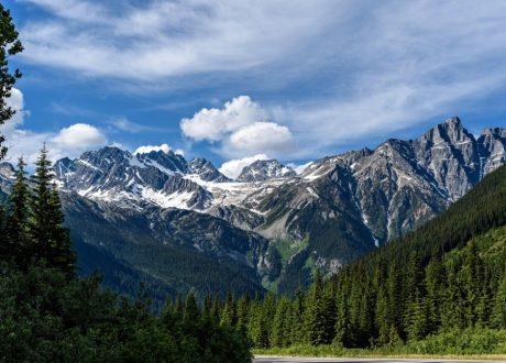 Rogers Pass, Glacier