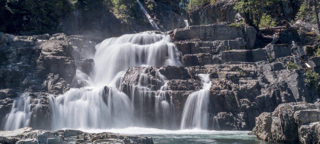 Myra Falls, Strathcona