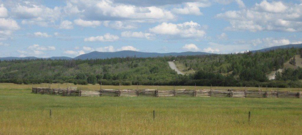 Highway 20, Tweedsmuir, Canada
