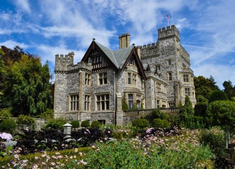Hatley House, Victoria