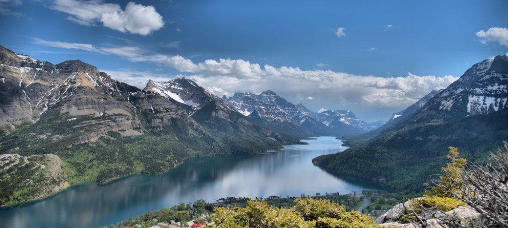 Waterton Lakes, Canada