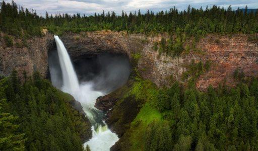 Helmcken Falls, Wells Gray, Canada