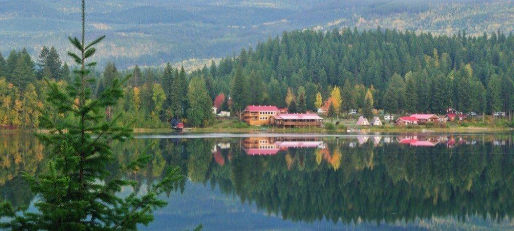 Dutch Lake, Wells Gray, Canada