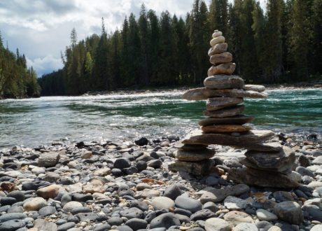 Murtle River, Wells Gray, Canada