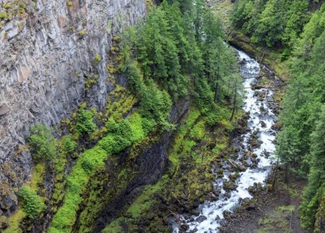 Spahats Creek, Wells Gray, Canada