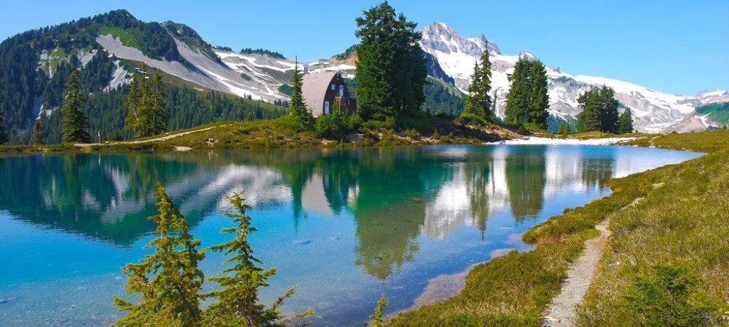 Elfin Lakes, Whistler, Canada