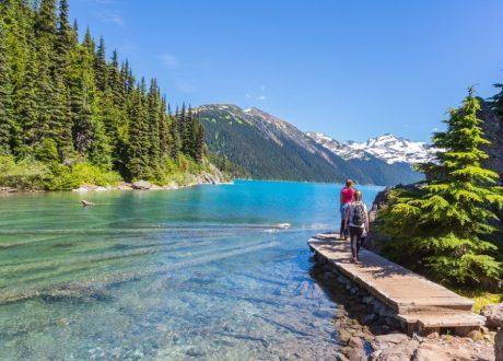 Garibaldi Lake, Whistler, Canada