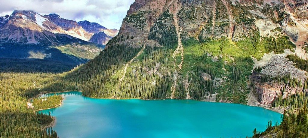 Lake O'Hara, Yoho, Canada