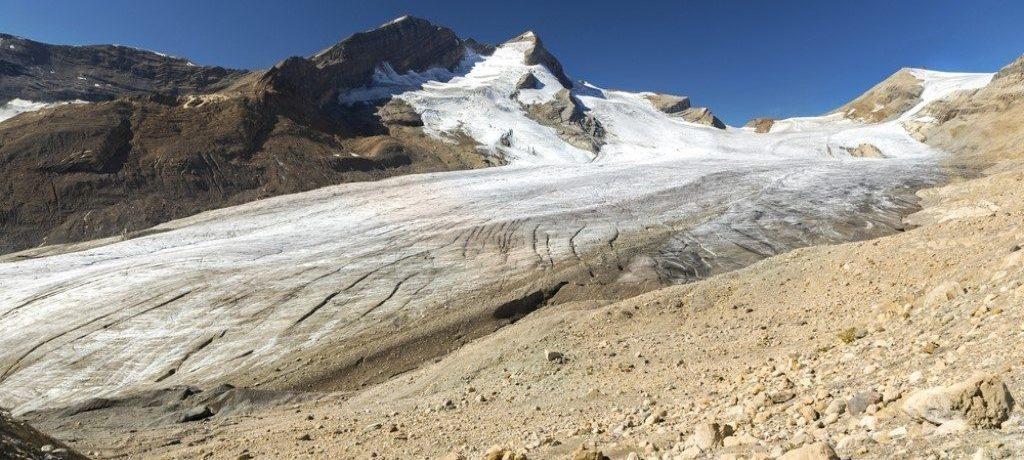 Emerald Glacier, Yoho, Canada