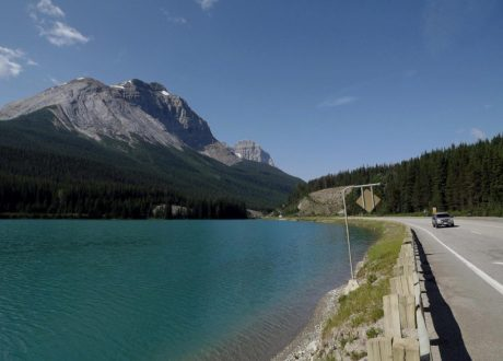 Wapta Lake, Yoho, CanadaYoho, Canada
