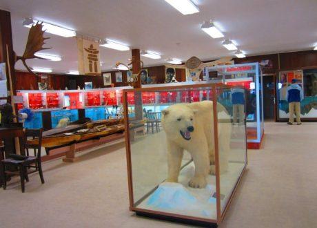 Churchill, Eskimo museum