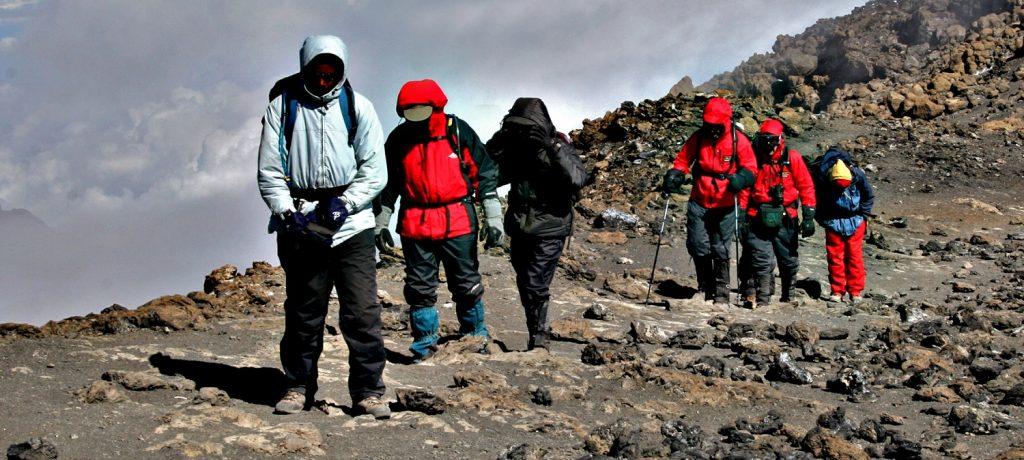 Kilimanjaro beklimming