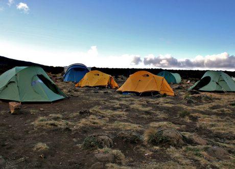 Expedititie camp