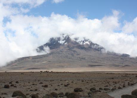 Kilimanjaro Horombo